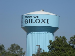Biloxi Water Tower