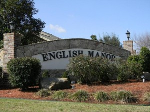 English Manor Gulfport MS