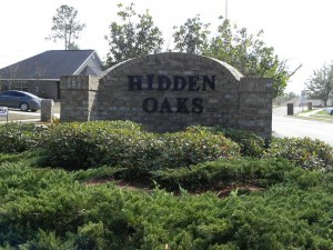 Hidden Oaks Gulfport MS