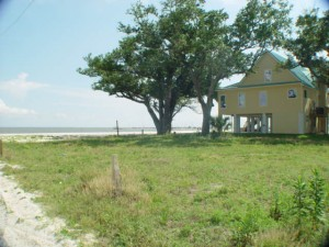 BeachFront Lots for Sale in South MS