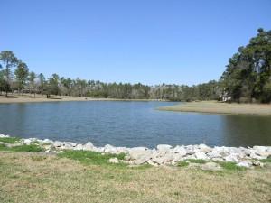 Diamondhead MS lake